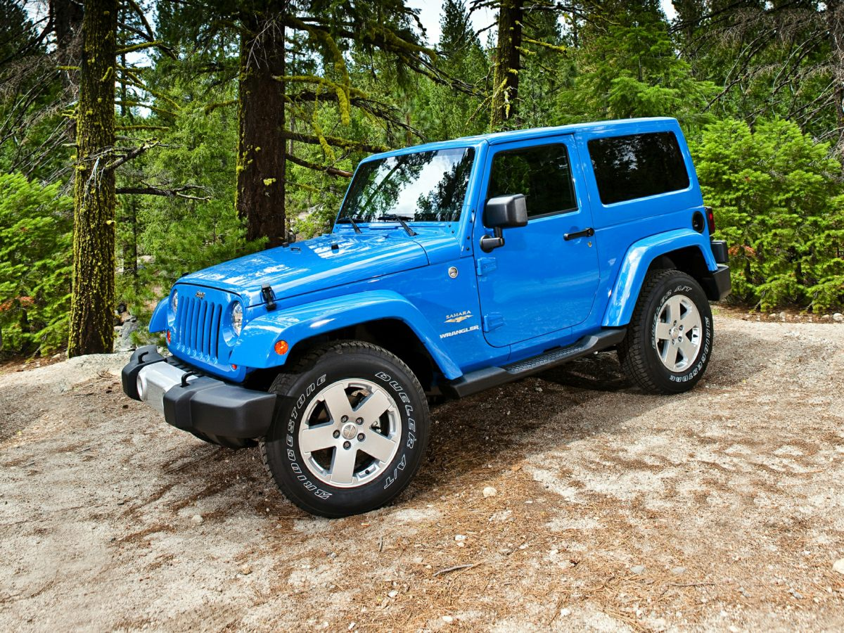 Certified Pre Owned 2014 Jeep Wrangler Sport