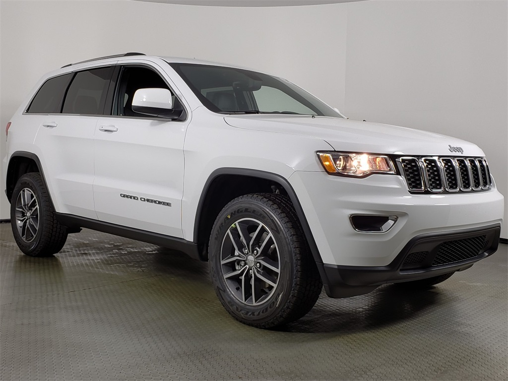 2018 Jeep Grand Cherokee >> New 2018 Jeep Grand Cherokee Laredo With Navigation 4wd