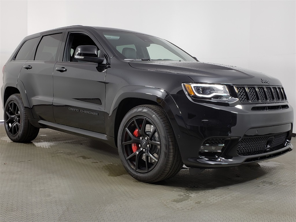 New 2018 Jeep Grand Cherokee SRT