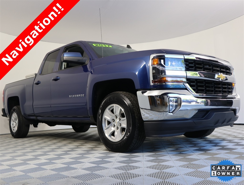 Used 2017 Chevrolet Silverado 1500 Lt For Sale West Palm Beach Fl