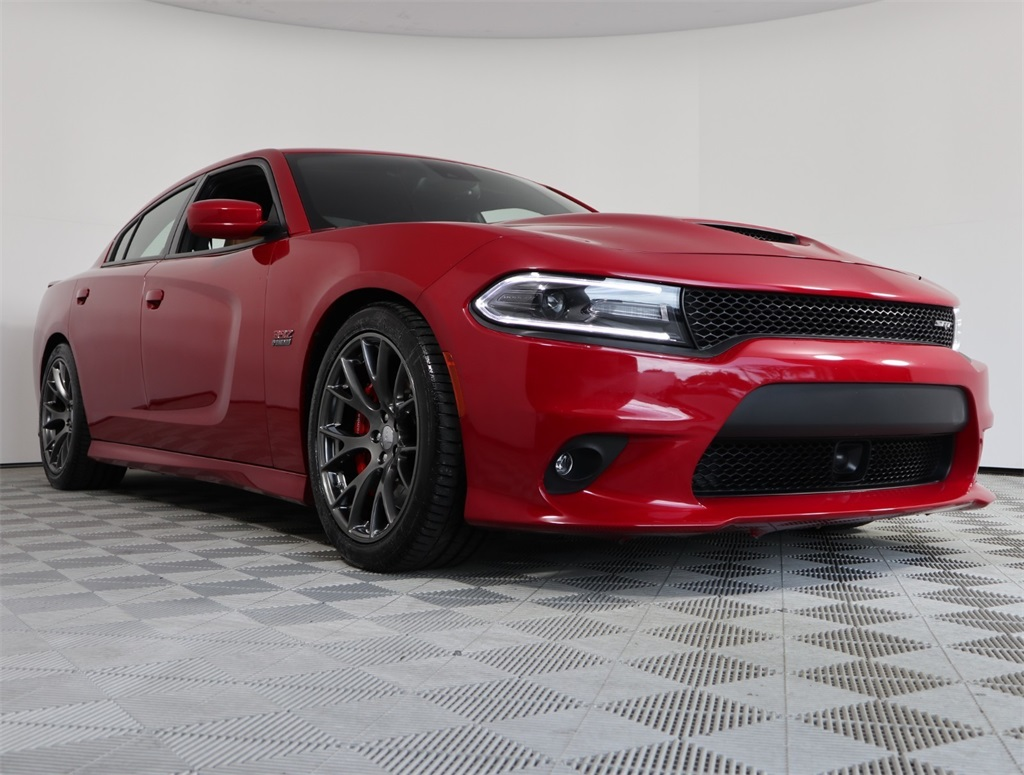 Certified Pre Owned 2016 Dodge Charger Srt 392