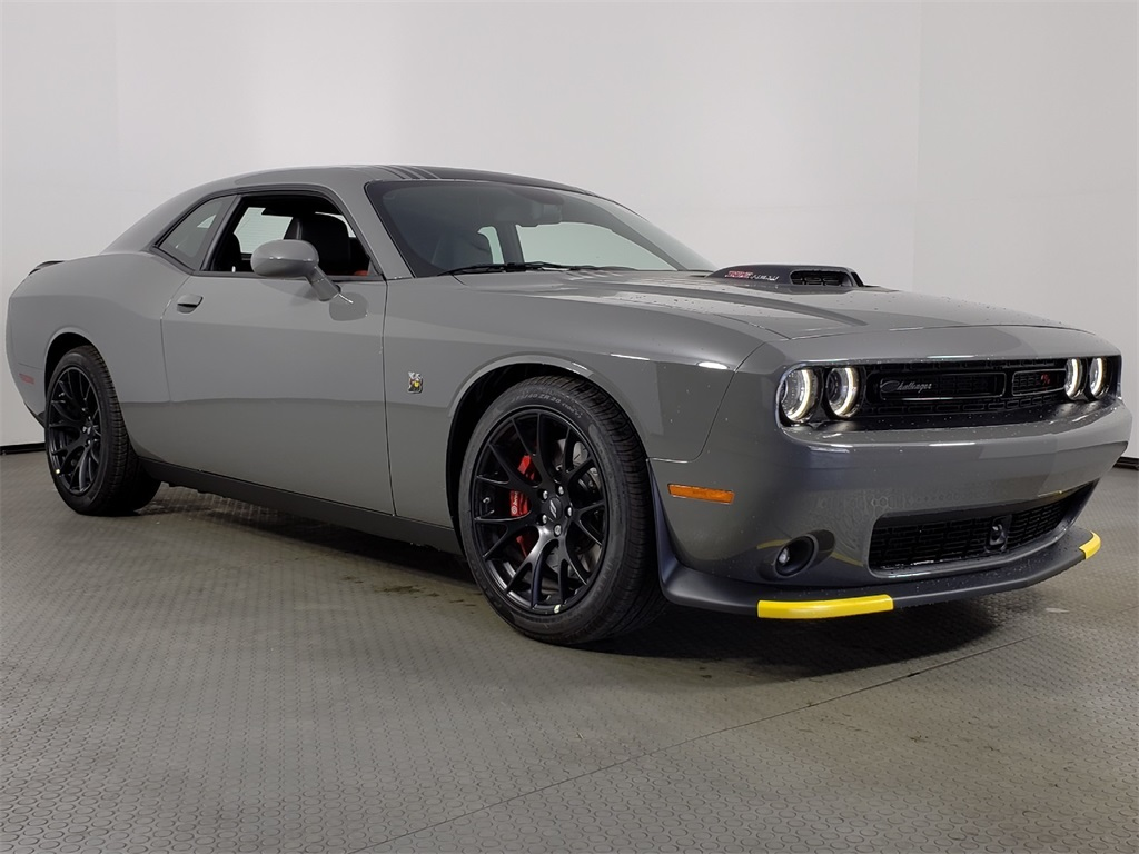 New 2018 Dodge Challenger 392 Hemi Scat Pack Shaker For