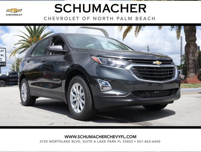 Perfect New 2019 Chevrolet Equinox LS