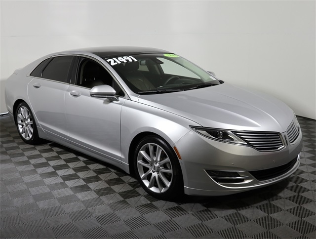 Pre Owned 2016 Lincoln Mkz Base