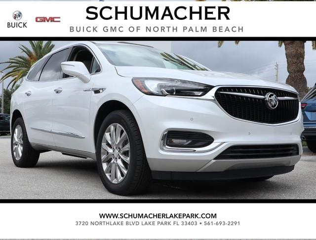 New 2018 Buick Enclave Premium Group