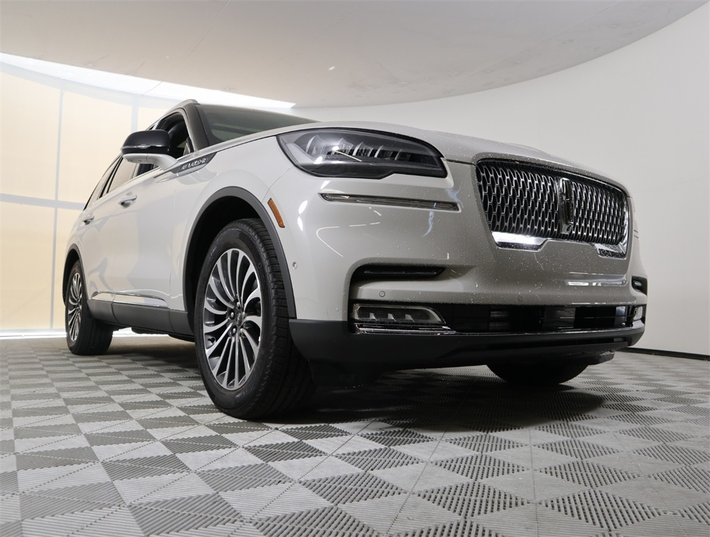 New 2020 Lincoln Aviator Reserve With Navigation