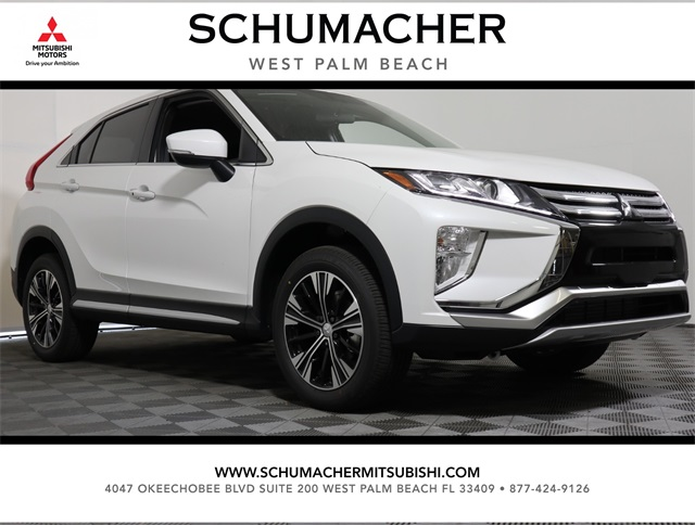 New 2018 Mitsubishi Eclipse Cross SE For Sale West Palm Beach FL ... a53a1e9086b2