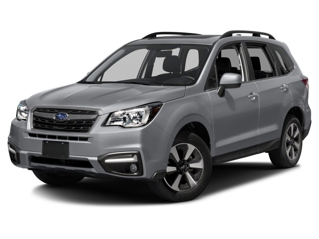 New 2018 Subaru Forester 2.5i Limited