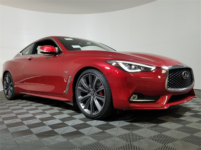 Infiniti Q60 Lease >> New 2018 INFINITI Q60 Red Sport 400 For Sale West Palm Beach FL | #I180599