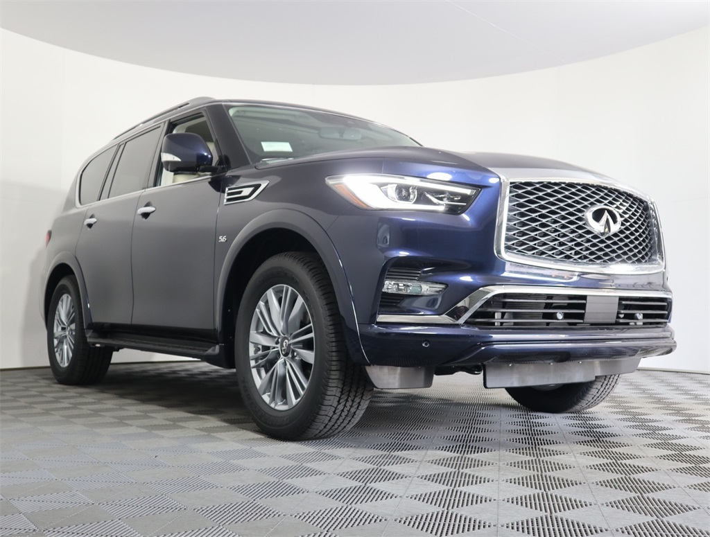 New 2019 Infiniti Qx80 Luxe For Sale West Palm Beach Fl I191166