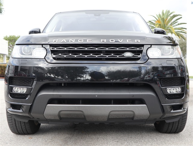 Pre Owned 2016 Land Rover Range Sport 5 0l V8 Supercharged Autobiography