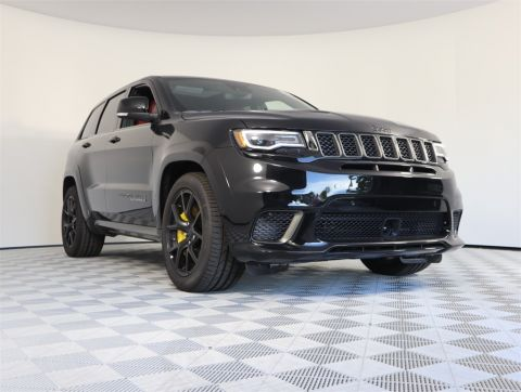 New 2018 Jeep Grand Cherokee Trackhawk