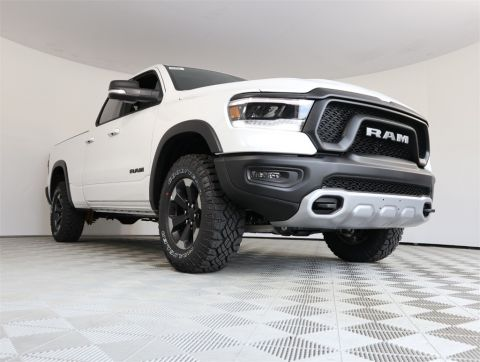 New 2019 Ram 1500 Rebel
