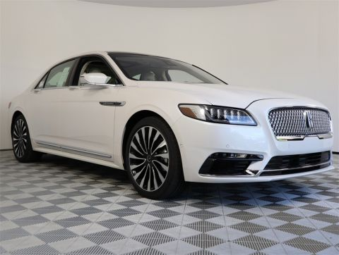 New 2018 Lincoln Continental Black Label