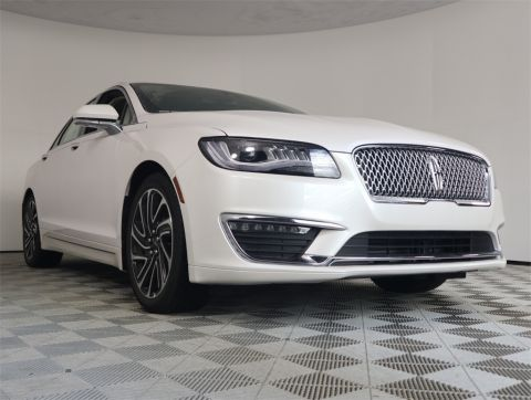 New 2020 Lincoln MKZ Standard