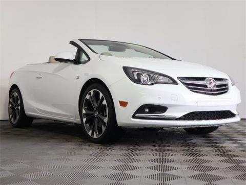 Certified Pre-Owned 2019 Buick Cascada Premium